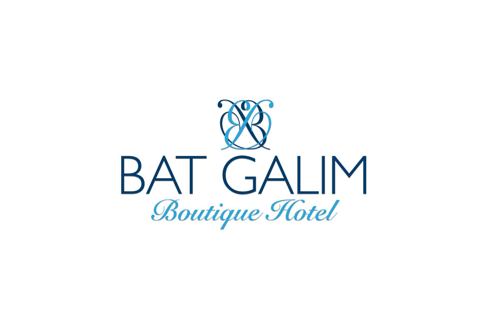 Branding - Bat Galim Boutique Hotel